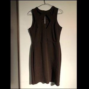 Charlotte Ruse shoulderless dress